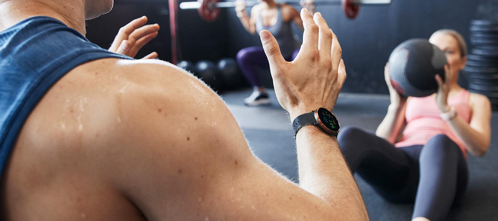 Polar fitness smartwatches