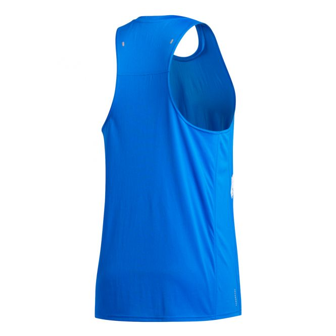 adidas Own The Run 3-Stripes PB Singlet heren