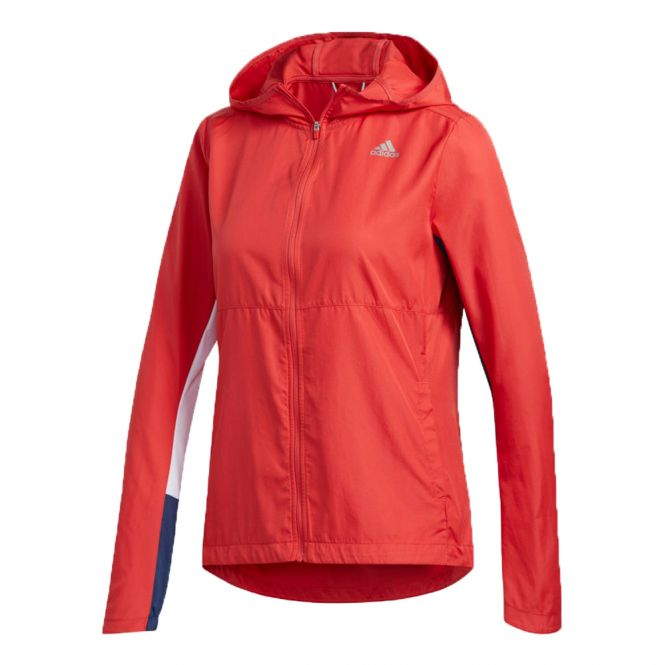 adidas Own The Run Hooded Windjack dames