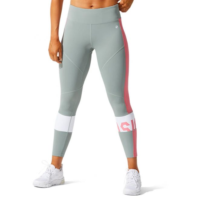ASICS Color Block Cropped Tight 2 dames