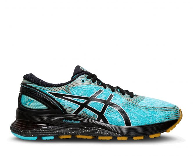 ASICS Nimbus 21 dames Winterized