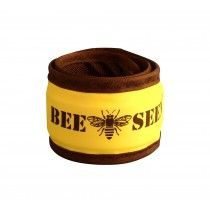 BEE SEEN Click LED Safety Band