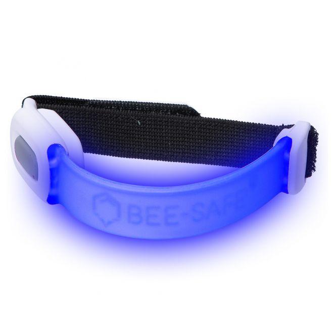 Bee Safe Led Armband USB Trio Colour