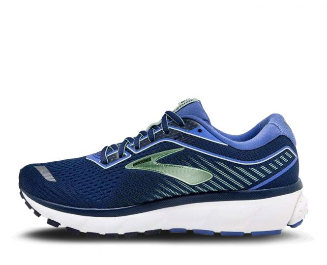 Brooks Ghost v12 dames 2A leest