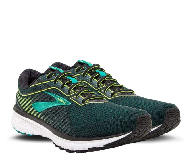 Brooks Ghost v12 heren B-leest