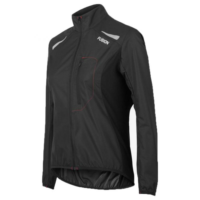 Fusion S1 Run Jacket dames