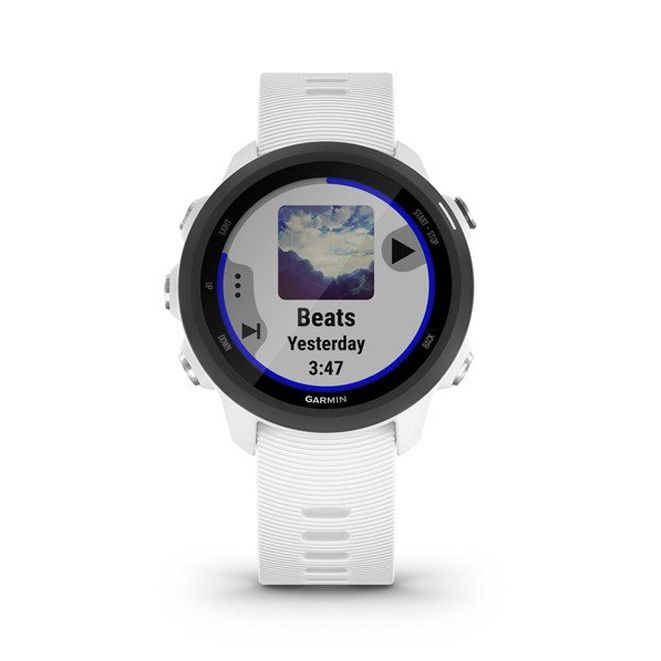 Garmin Forerunner 245 Music White Black