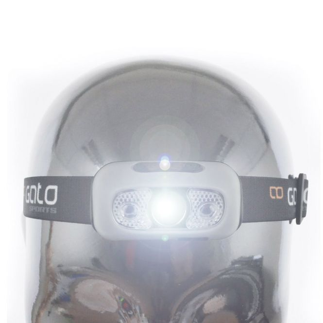 Gato Head Torch USB