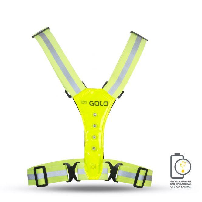 Gato LED USB Sport Vest