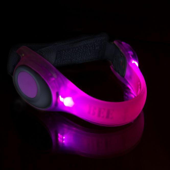 JJ Sports LED hardloopband