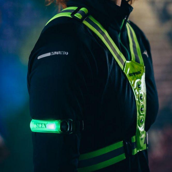 JJ Sports Safety Band met led-verlichting