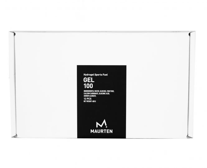 Maurten Gel-100 complete box (12 stuks)