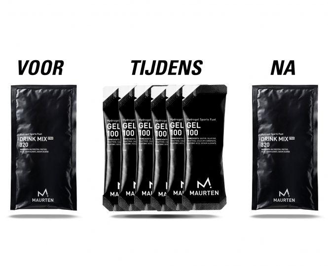 Maurten Marathon Pakket (incl. Gel-100)