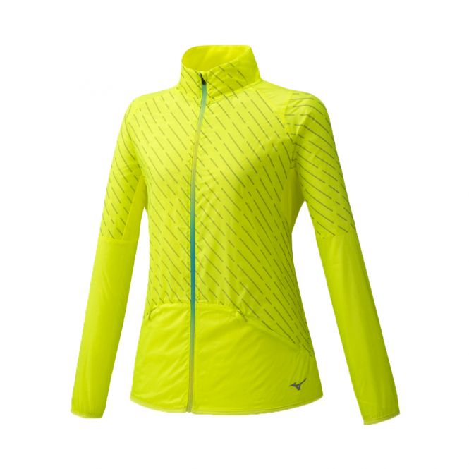 Mizuno Reflect Wind Jacket dames