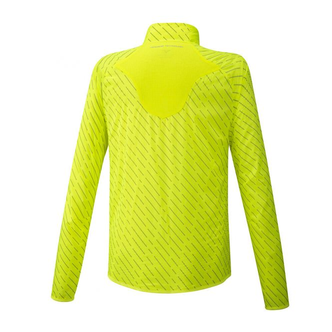 Mizuno Reflect Wind Jacket heren