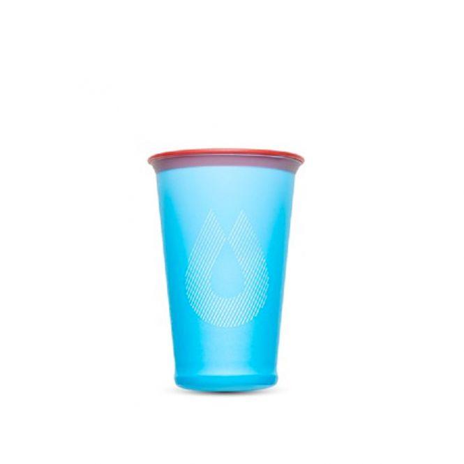 Nathan HydraPak Speed Cup - 2 Pack Drinkbeker Malibu Blue / Golden Gate