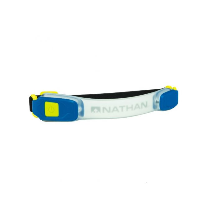 Nathan LightBender RX Safety Yellow Oplaadbare LED Armband