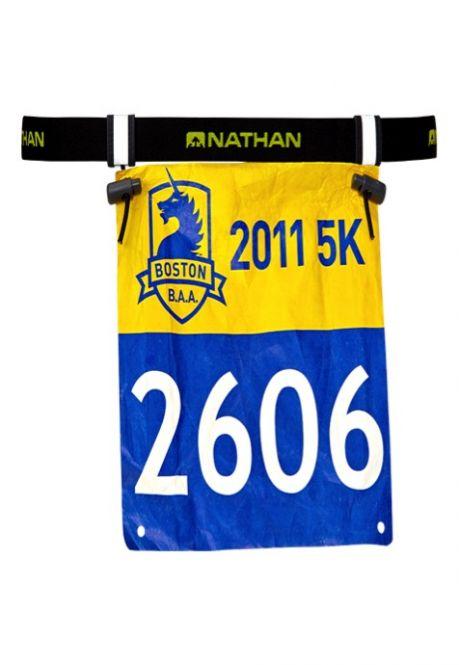 Nathan Race Number Belt 2.0