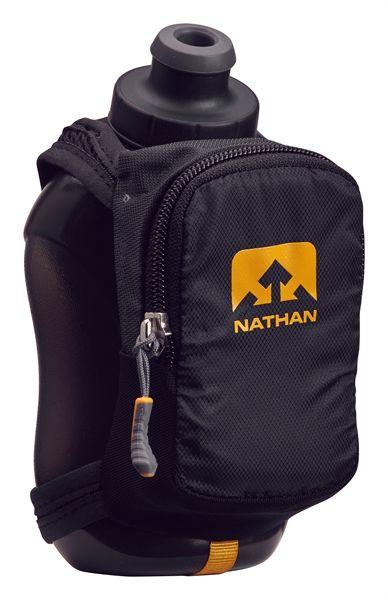 Nathan Speedshot Plus 335ml Black