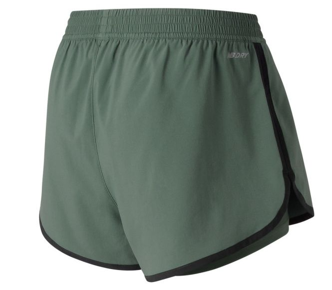 New Balance Acc. 2in1 Short dames