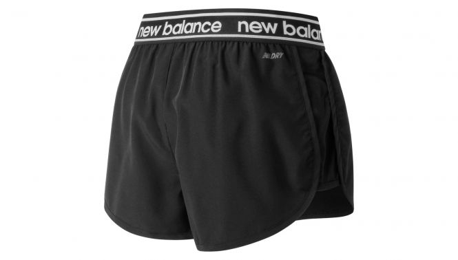 New Balance Accelerate 2.5 Inch Short dames