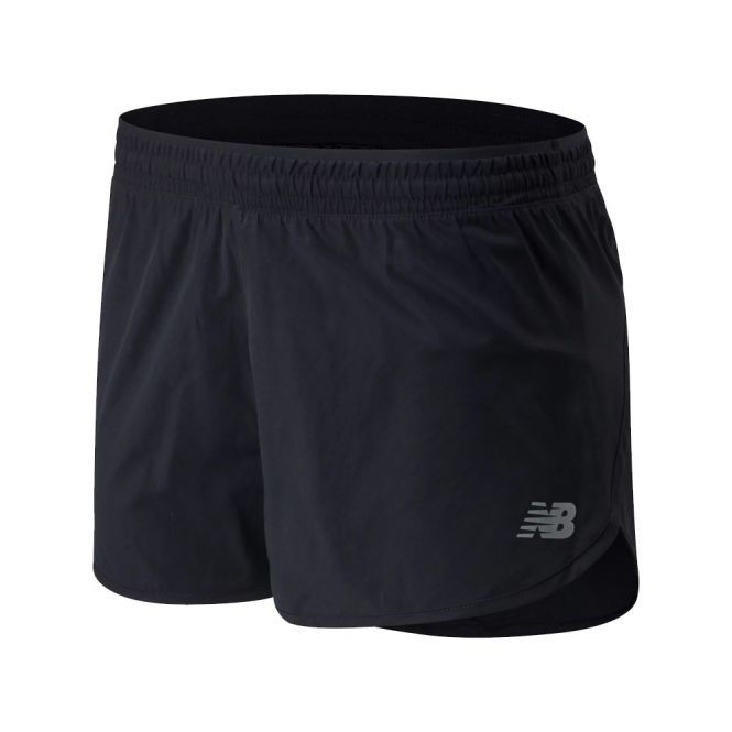 New Balance Accelerate Short 2.5 Inch dames