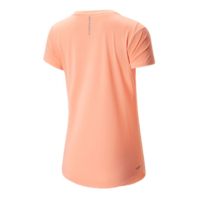 New Balance Accelerate v2 Short Sleeve Top dames