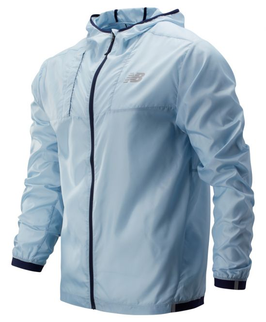 New Balance Elite Packjacket heren