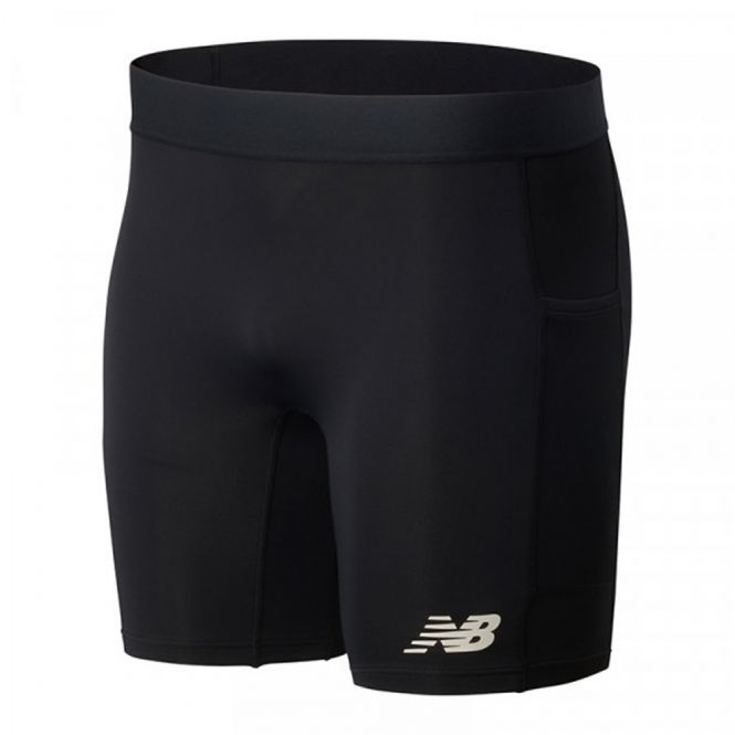 New Balance Fast Flight 8 Inch Fitted Short heren