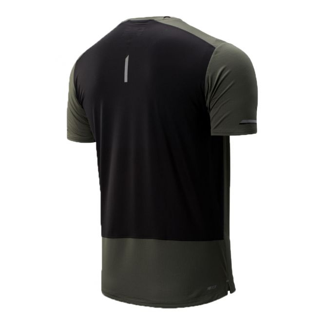 New Balance Ice 2.0 Short Sleeve heren