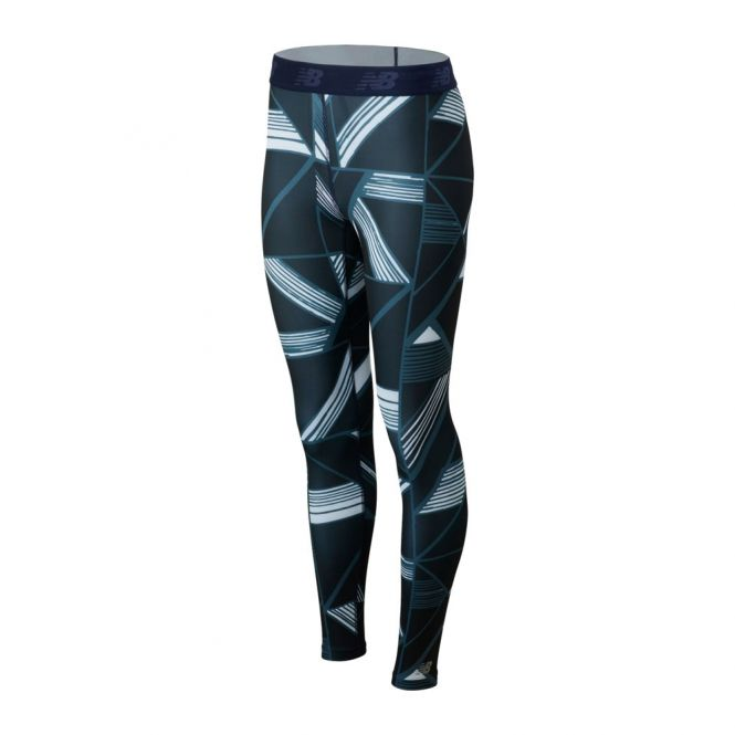 New Balance Printed Accelerate Tight dames
