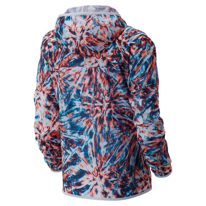 New Balance Printed Windcheater Jacket 2.0 dames