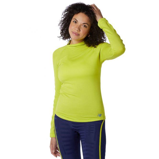New Balance Q speed 1NTRO long sleeve dames