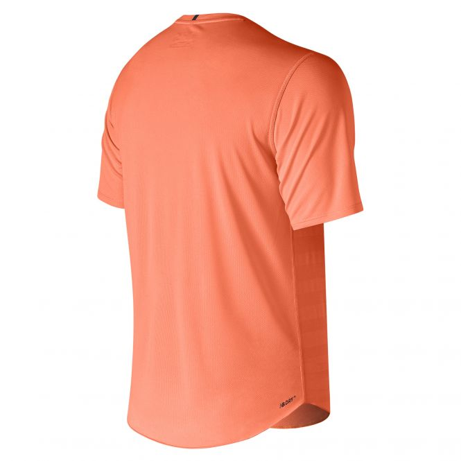 New Balance Q Speed Jacquard Short Sleeve heren