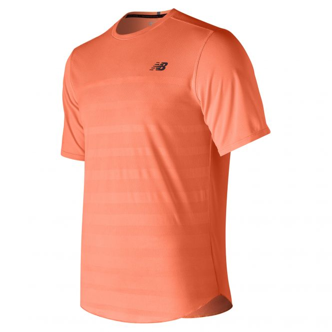 New Balance Q Speed Jacquard Short Sleeve men