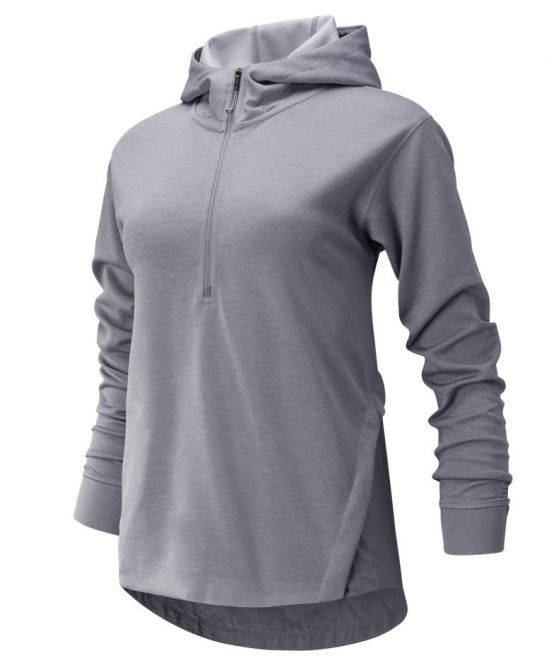 New Balance Q Speed Run Crew Sweatshirt dames