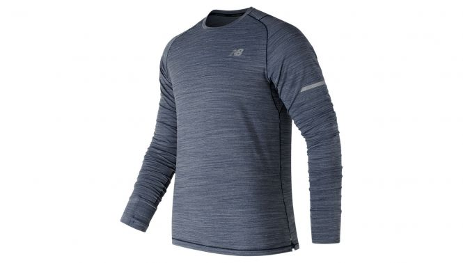 New Balance SEASONLESS UPF LS heren