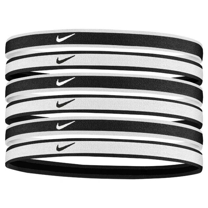 Nike Tipped Swoosh Sport Headbands 6 Pack