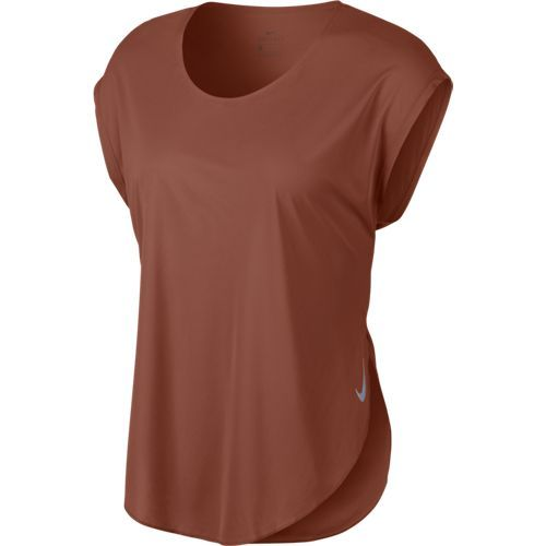 Nike City Sleek Top SS dames