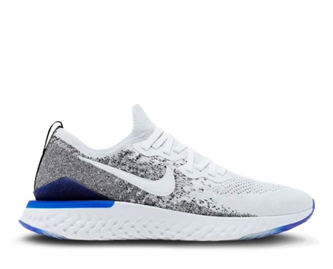 Nike Epic React FlyKnit 2 heren