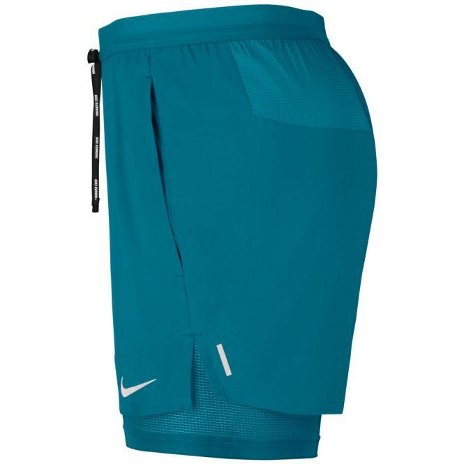 Nike Flex Stride Short 2in1 5inch heren