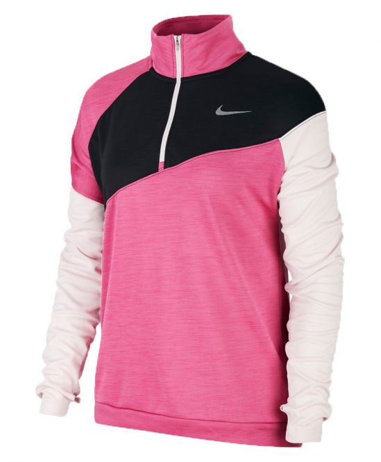 Nike Icon Clash 1/2 Zip Shirt dames