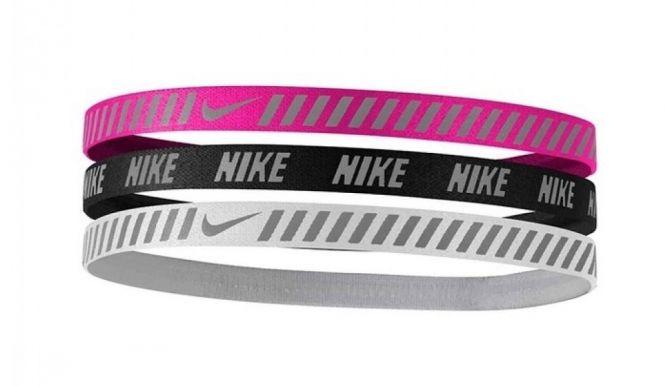 Nike Metallic Hairbands 3p
