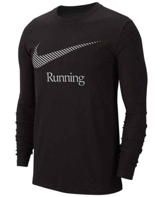 Nike M NK Dry LS heren