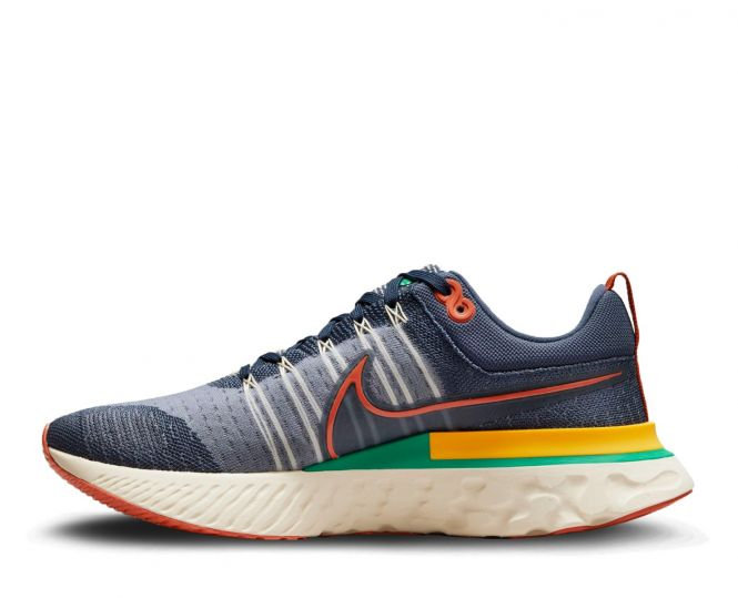 Nike React Infinity Run Flyknit 2 heren