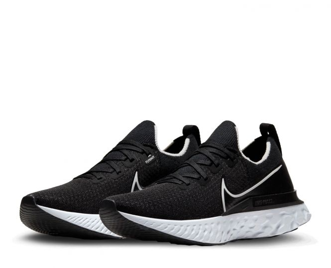 Nike React Infinity Run Flyknit heren