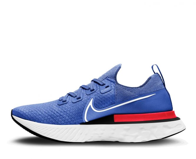 Nike React Infinity Run Flyknit heren