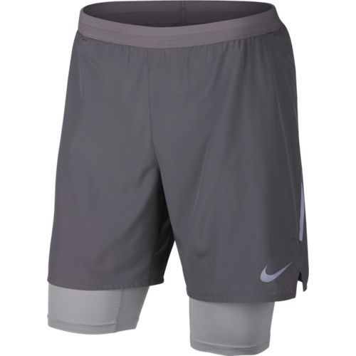 Nike Stride Short 2in1 heren