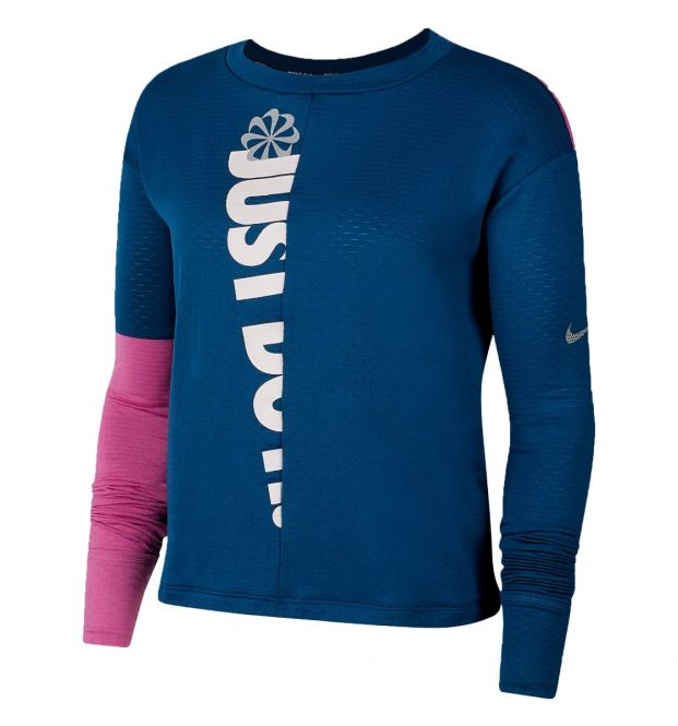 Nike Therma Sphere Icon Clash Top dames