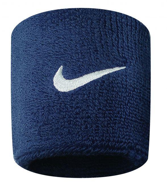 Nike Wristband Blauw donker